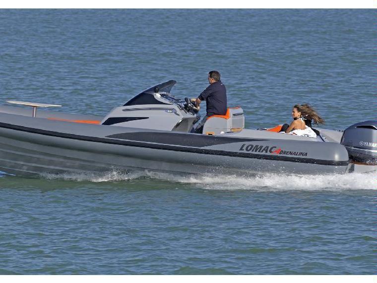 Lomac Adrenalina 9.5 Embarcación semirrígida