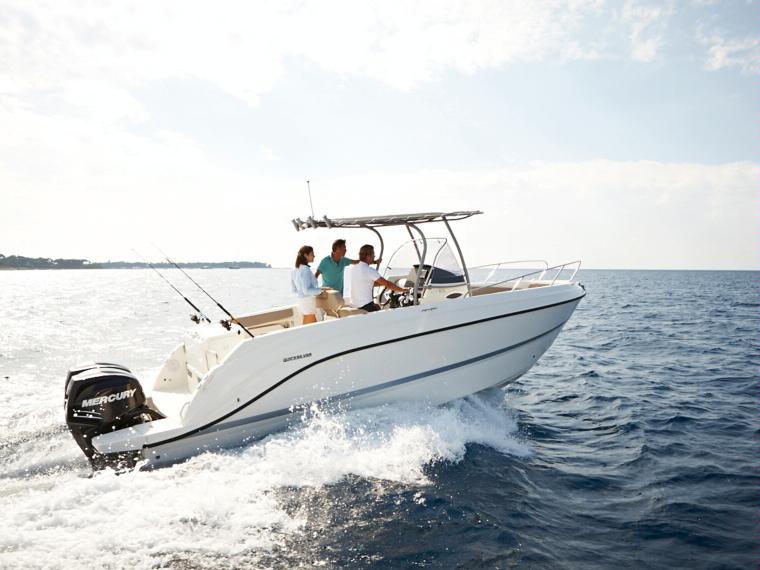 Quicksilver Activ 805 Pro Fish Embarcación abierta