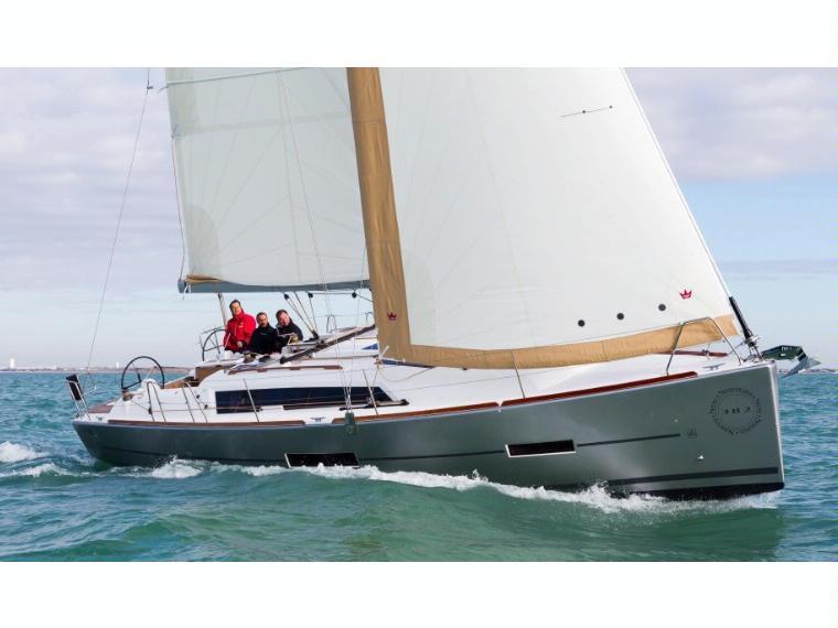Dufour 382 Grand Large Velero de crucero