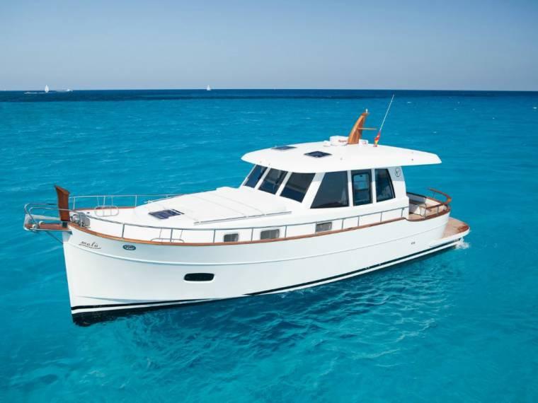 Sasga Yachts Menorquín 42 HT Yate a motor