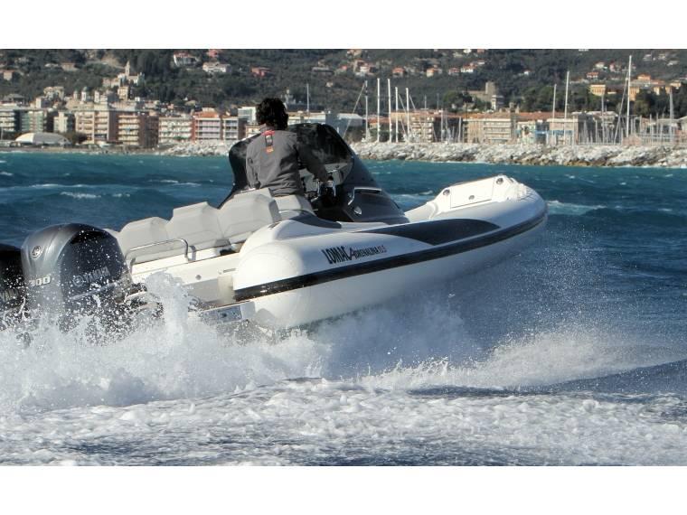 Lomac Adrenalina 10.5 Embarcação semirrígida