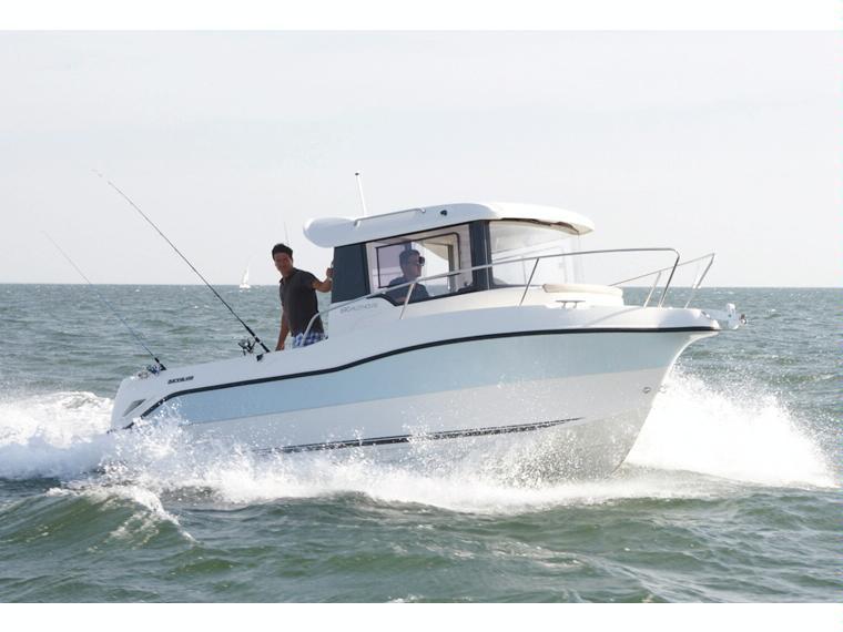 Quicksilver Captur 690 Arvor Barco de pesca/paseo