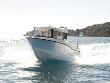 Quicksilver Captur 675 Pilothouse