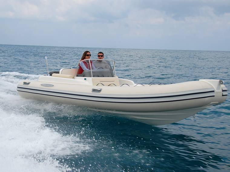 Maestrale 5.60 Embarcación semirrígida