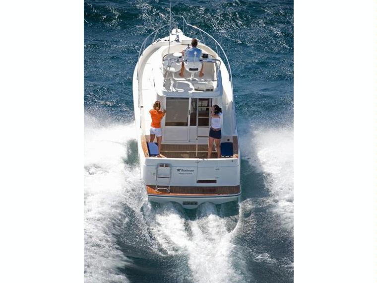 Rodman 870 Fisher&Cruiser Barco de pesca/paseo