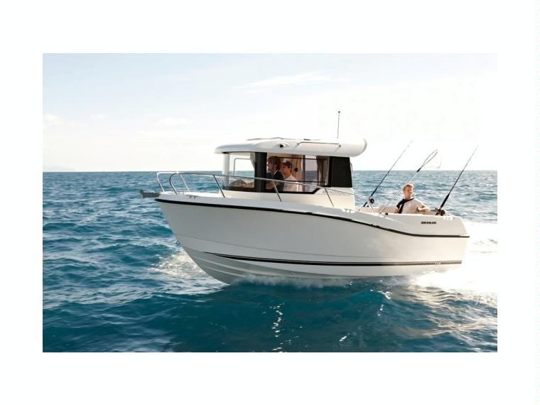 Quicksilver Captur 605 Pilothouse Barco de pesca