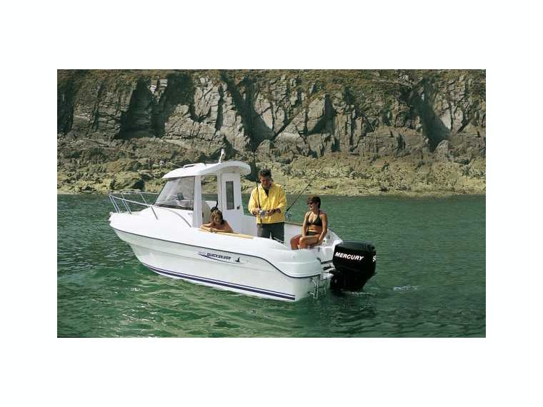 Quicksilver Captur 500 Pilothouse Barco de pesca/passeio