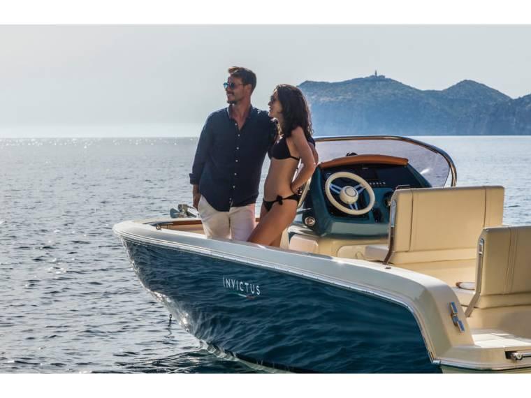 yacht  200 fx zwart