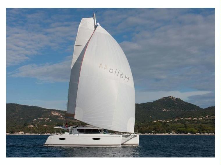 Fountaine Pajot Hélia 44 Catamaran de vela