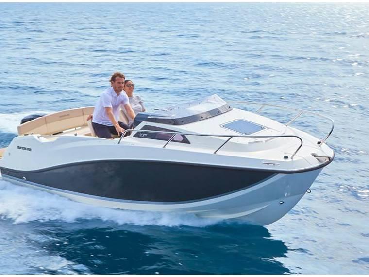 Quicksilver Activ 555 Cabin Embarcación cabinada