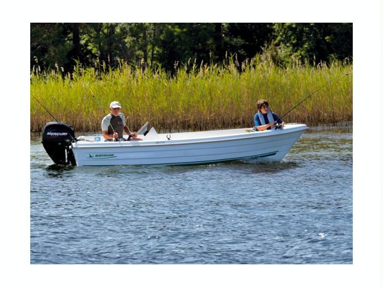 Quicksilver Captur 440 Fish Barco de pesca/paseo
