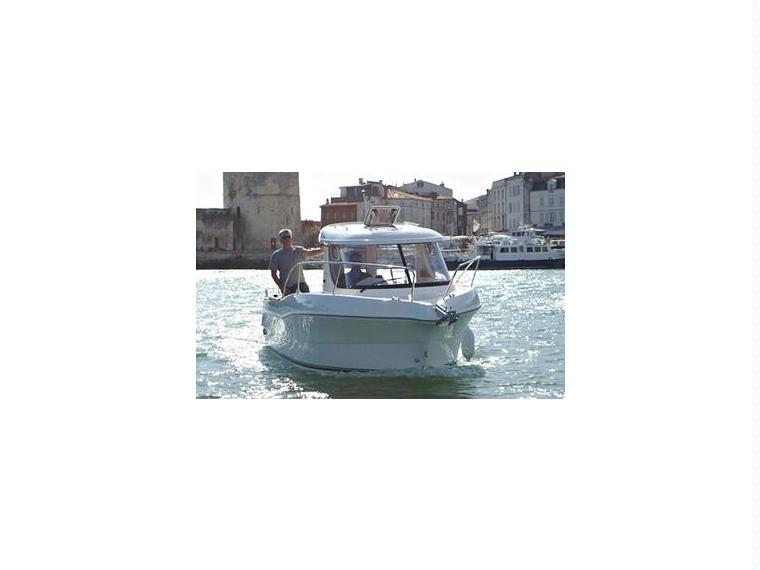 Quicksilver Captur 215 Arvor Barco de pesca/passeio