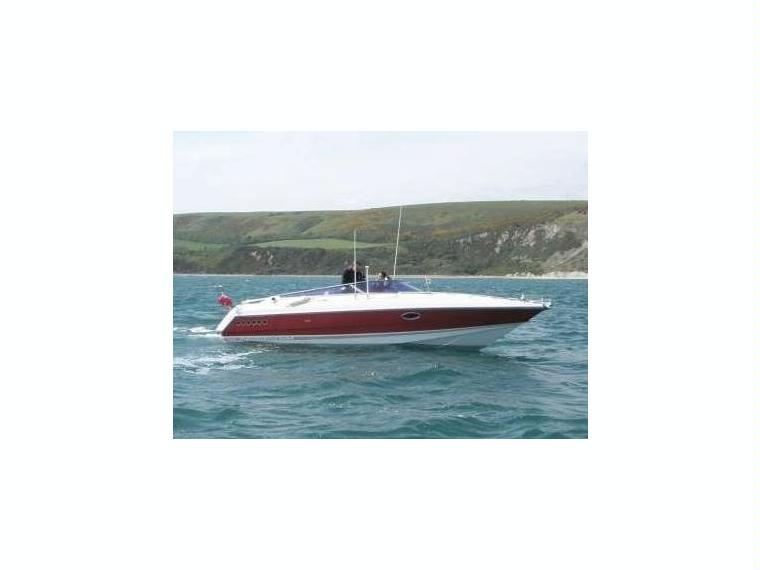 Barco sunseeker hawk 27 cosas de barcos for Barcos sunseeker nuevos