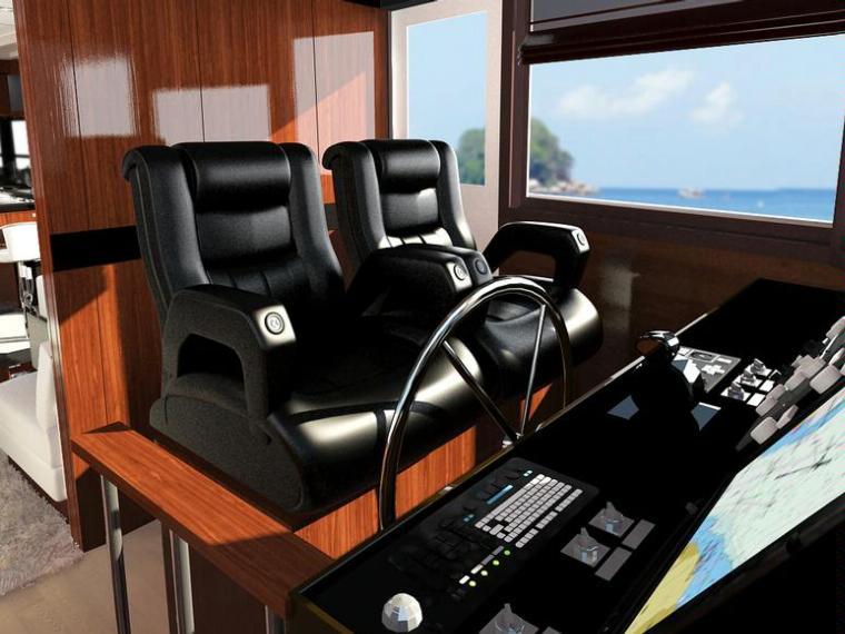 Barco Bering Yachts 75 | CosasDeBarcos com - Cosas de Barcos