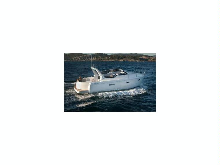 Rodman Spirit 31 Open Inboard Version Lancha