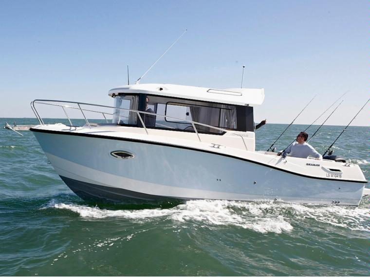 Quicksilver Captur 755 Pilothouse Embarcación cabinada