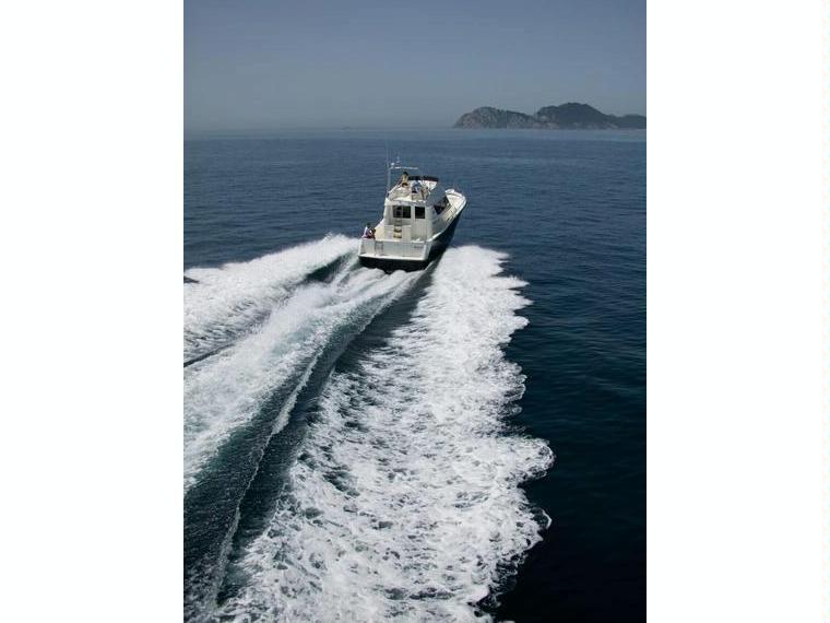 Rodman 1250 Fisher&Cruiser Barco de pesca/passeio