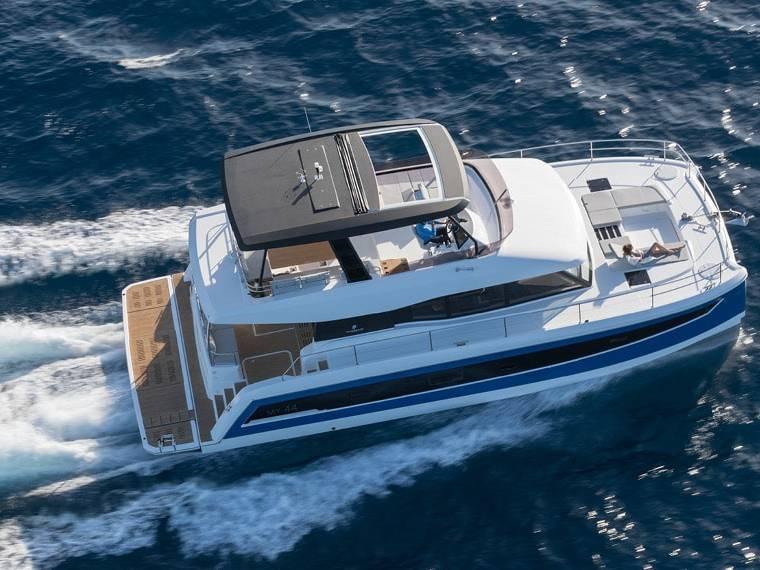 Fountaine Pajot MY 44 Catamarán a motor