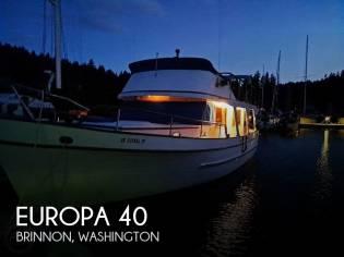 Marine Trader Europa 40