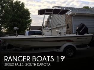 Ranger Boats Bay 2000