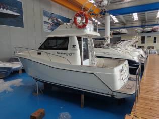 Rodman 870 Fly Cruiser & Fish