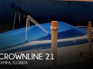 Crownline 21