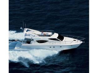 Ferretti Yachts 500