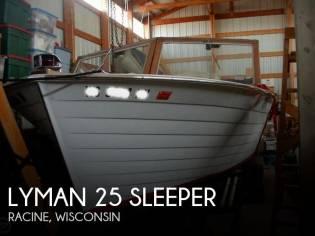 Lyman 25 sleeper