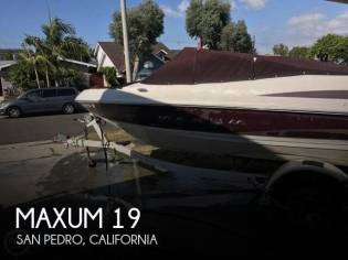 Maxum 1900 SR