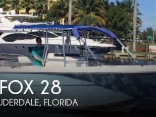 Sea Fox 287 Center Console