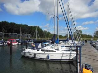 Marlow-Hunter Hunter Yachts 280