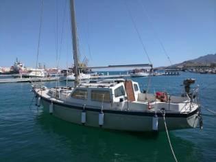 Trident Voyage 35 nuevo precio 9 metros en documen