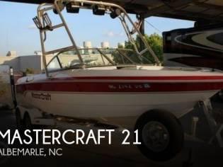 Mastercraft ProStar 205V