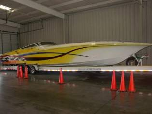 Fountain Powerboats 47 Lightning
