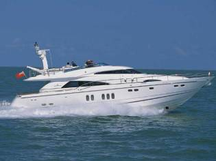 Fairline 74 Custom Yacht