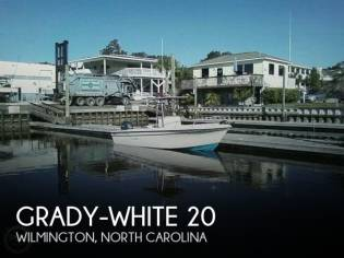 Grady-White 204 Fisherman