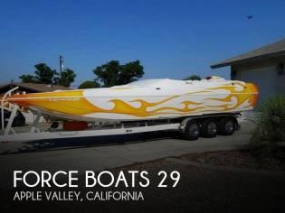 Force Boats 29