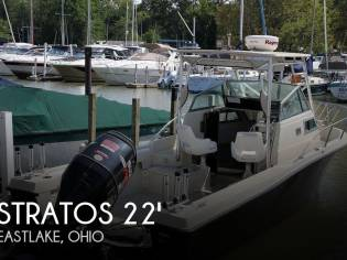 Stratos 2250 Bluewater Edition