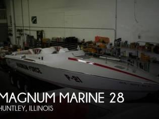 Magnum Marine 28