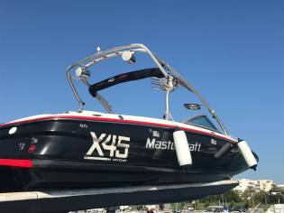 Mastecraft X45 Saltwater Series
