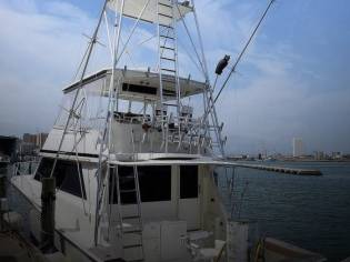 Viking 53 Convertible Sport Fisherman