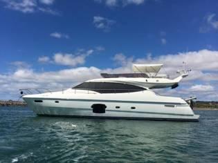 Ferretti Yachts 592