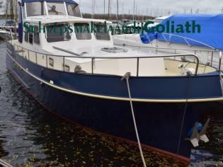 Flevo Kotter Motorboot
