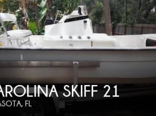 Carolina Skiff 21