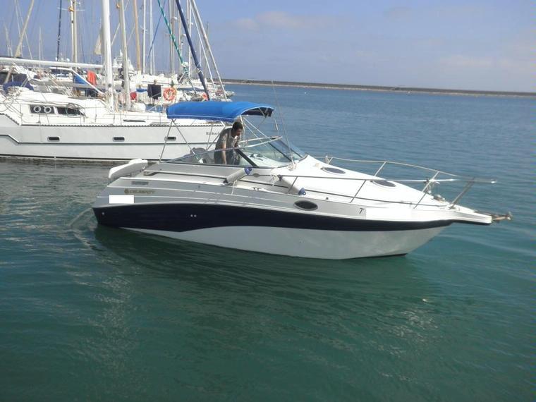 1995 Celebrity 265 CRU Sport - Oceanlist.com