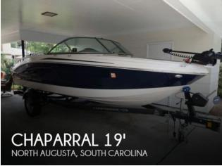 Chaparral H2O 19 SKI & FISH