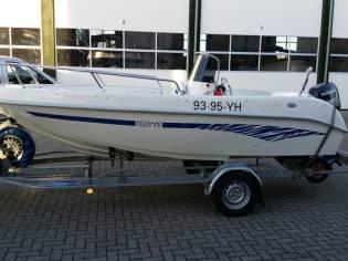 Aquamar 16 met Suzuki 50 pk