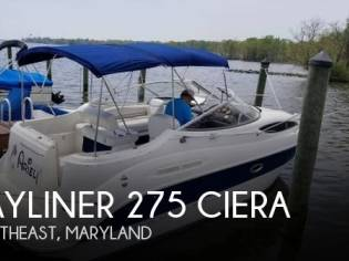 Bayliner 275 SB Cruiser