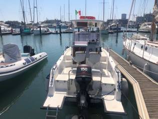 Custom Cantieri Longo Sea Gull 600