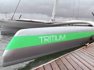 CDK Technologies 72ft Ultime Trimaran